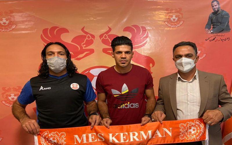علی خلیلی مدافع میانی فصل قبل تیم مس نوین، در بازی های این فصل لیگ یک برای تیم بزرگسالان مس کرمان بازی خواهد کرد.
