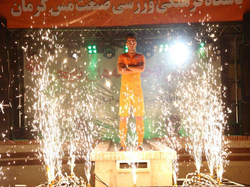 گزارش تصویری جشن اتحاد لاله های نارنجی پیش از شروع بازی های لیگ یک - 15 تصویر
