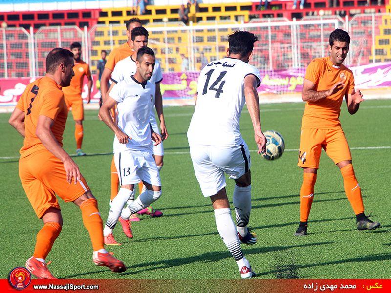 گزارش تصویری بازی نساجی0-0 مس هفته چهارم رقابتهای لیگ یک - 24 تصویر