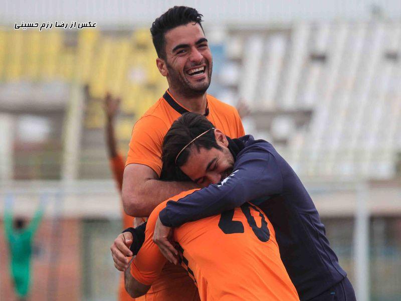 گزارش تصویری بازی مس و شهرداری ماهشهر