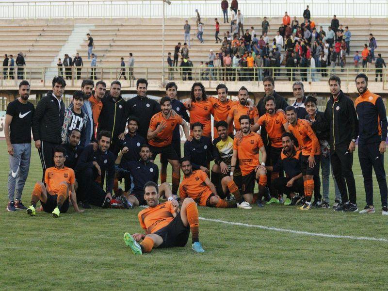 گزارش تصویری بازی مس و شهرداری تبریز