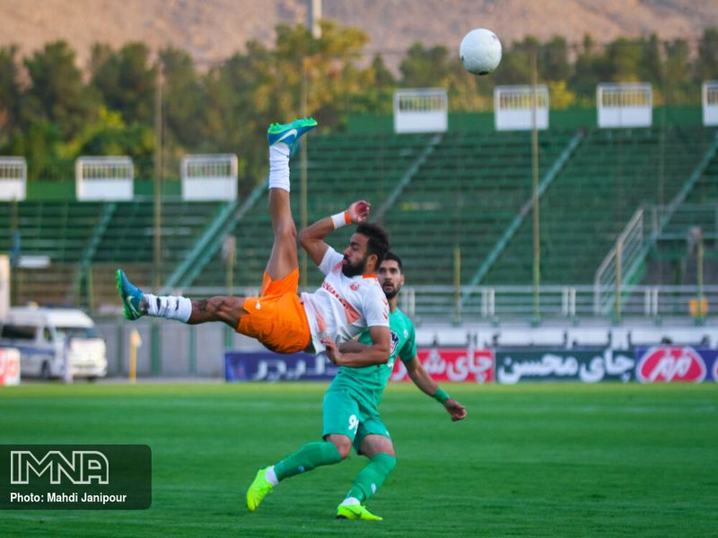 گزارش تصویری بازی ذوب آهن2-4مس کرمان مرحله یک هشتم نهایی رقابت های جام حذفی - 29 تصویر