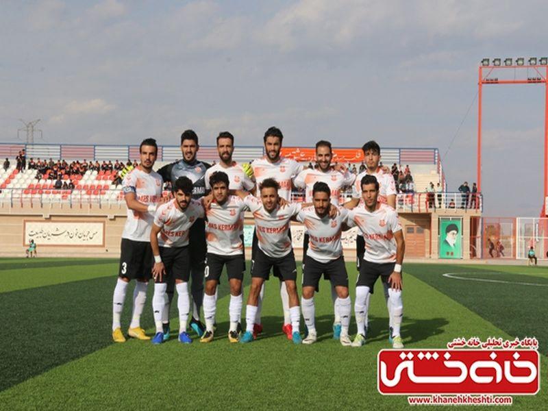 گزارش تصویری بازی مس رفسنجان1-1مس کرمان هفته دهم لیگ 98-99 - 11 تصویر