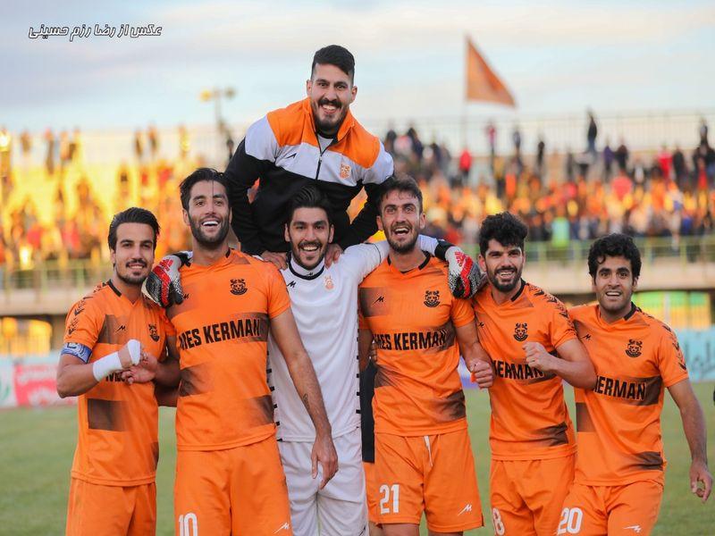 گزارش تصویری بازی مس و استقلال خوزستان