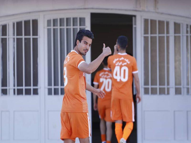 سری اول گزارش تصویری بازی مس2-0 گل ریحان هفته بیست و پنجم لیگ یک فصل 98-99 عکاس: فاضل حبیبی - 12 تصویر