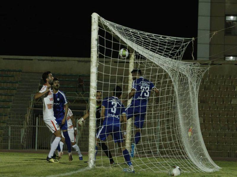 گزارش تصویری بازی استقلال خوزستان و مس