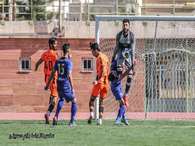 گزارش تصویری بازی مس و استقلال خوزستان(2)