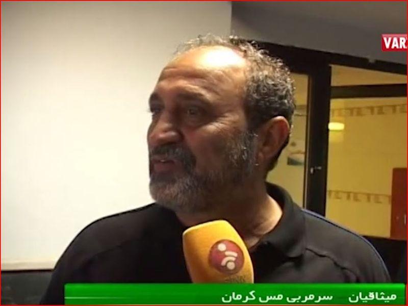 حواشی بازی آلمینیوم اراک و مس هفته سی و چهارم رقابت های لیگ دسته اول کشور