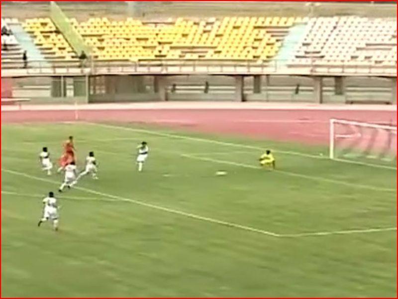 ویدیو بازی مس1-2پیکان هفته سی و هفتم رقابتهای لیگ دسته اول کشور