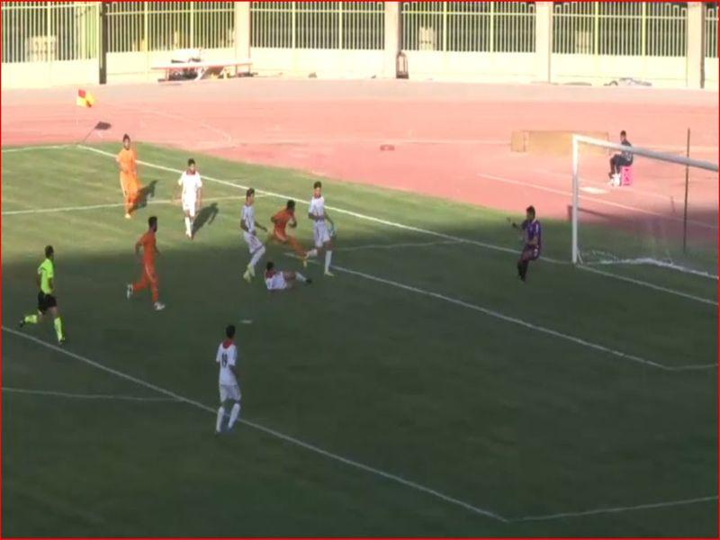 ویدیو بازی تیم های مس2-2سپاسی هفته اول رقابت های لیگ دسته اول کشور