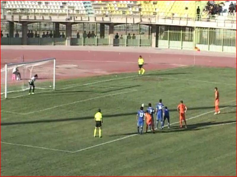 ویدیو گل های بازی مس1-1 گل گهر هفته سوم لیگ یک فصل 95-96