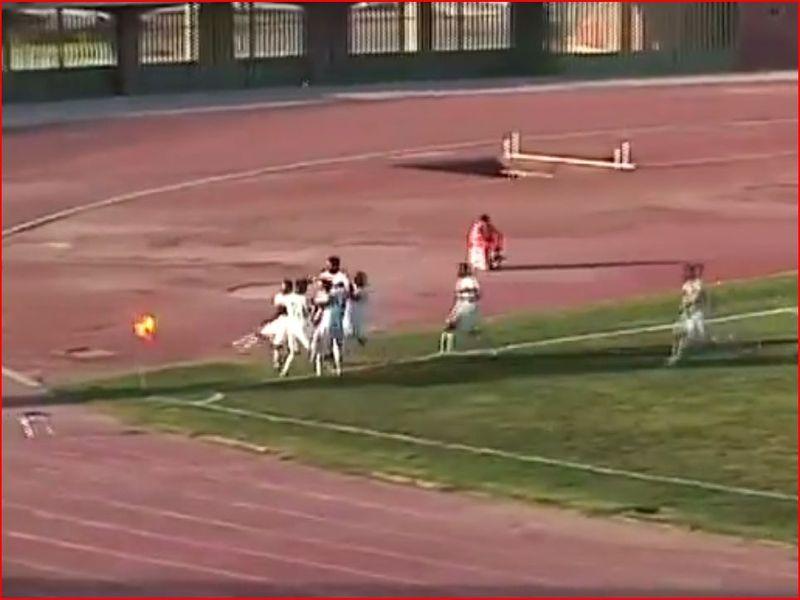 ویدیو خلاصه بازی مس2-2 خونه به خونه هفته دوم لیگ دسته یک فصل 96-97