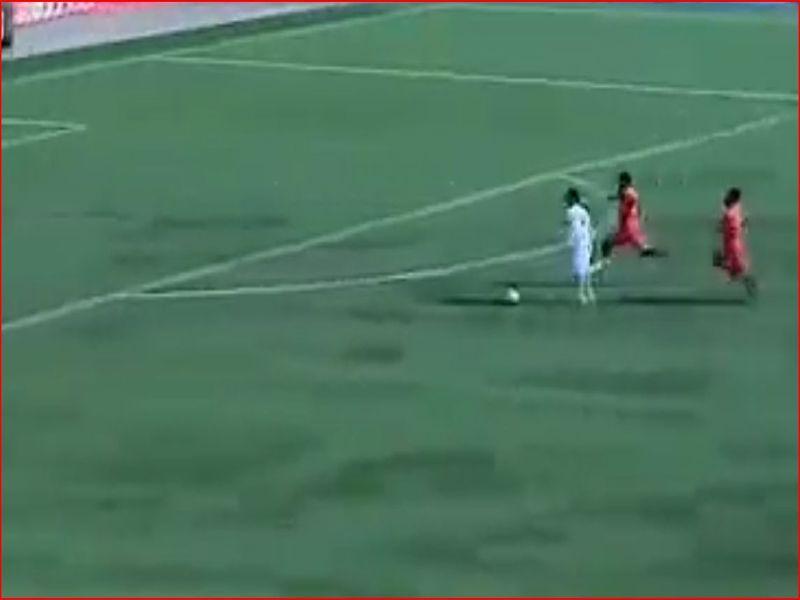 خلاصه بازی نساجی1-0 مس هفته بیست ششم لیگ یک