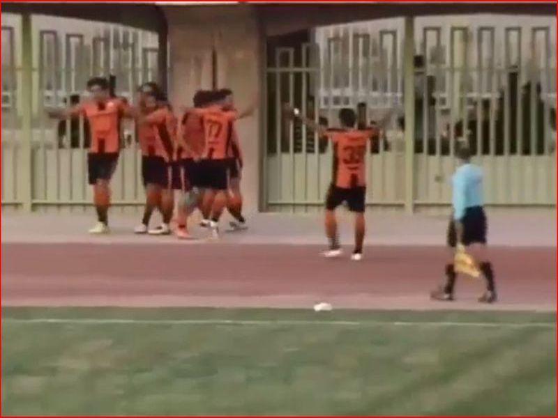 ویدیو خلاصه بازی مس2-0اکسین هفته چهارم لیگ 97-98