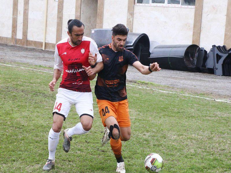 ویدیو خلاصه بازی خونه به خونه 1-0 مس هفته بیست و پنجم لیگ یک فصل 97-98