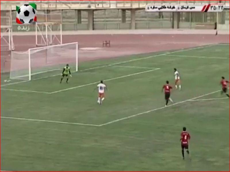 ویدیو خلاصه بازی مس0-0 خوشه طلایی هفته هفتم لیگ یک فصل 98-99
