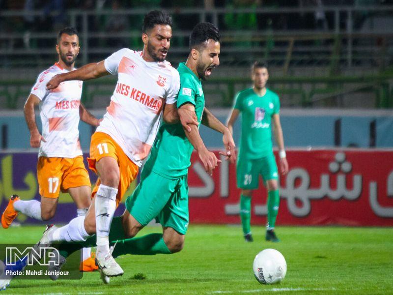 ویدیو خلاصه بازی ذوب آهن2-4مس کرمان مرحله یک هشتم نهایی رقابت های جام حذفی فوتبال کشور