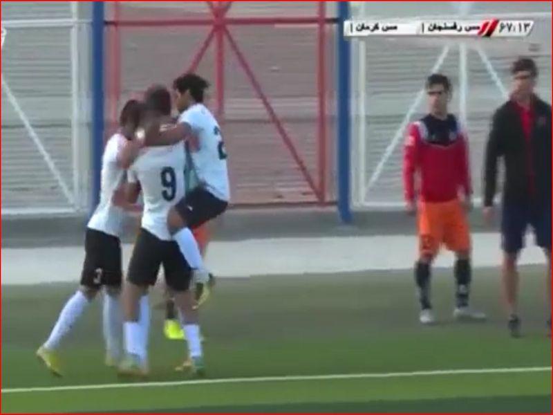 ویدیو خلاصه بازی مس رفسنجان1-1مس کرمان هفته دهم لیگ یک فصل 98-99