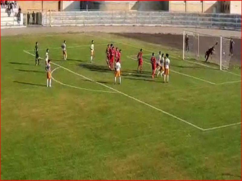 ویدیو تک گل مس کرمان به نود ارومیه در هفته دوازدهم لیگ یک 98-99