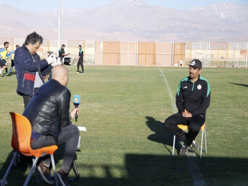 قسمت اول گزارش مفصل برنامه لیگ یک از تیم فوتبال مس کرمان